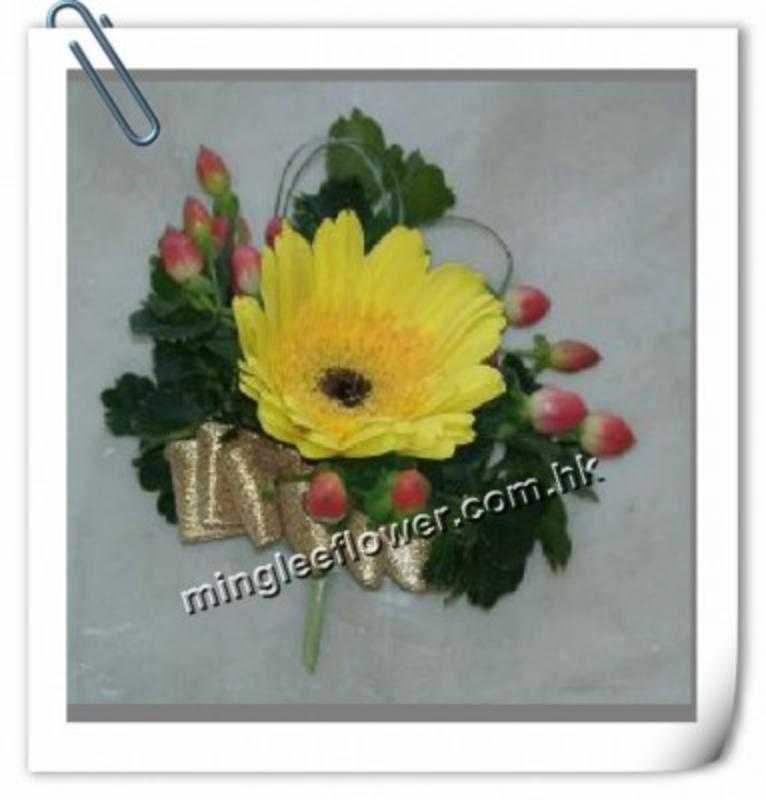 襟花及花球