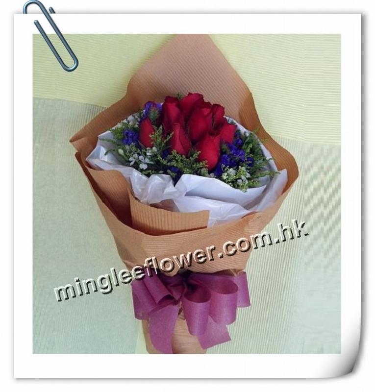 24枝玫瑰
